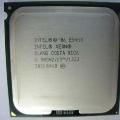 Procesor Intel Xeon Quad Core 3.0Ghz E5450 12mb, FSB1333 socket 771 modat sk 775 - Procesor PC Intel, Intel Core 2 Quad, Numar nuclee: 4, Peste 3.0 GHz, LGA775
