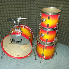 Vand Tobe Pearl Session Shell Kit