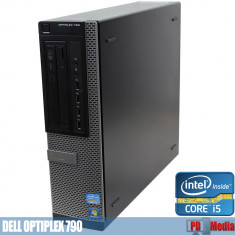 Calculator Dell 790 I5 3.4GHz, 8 GB RAM, 250GB HDD Garantie - Sisteme desktop fara monitor Dell, Intel Core i5, Peste 3000 Mhz, 200-499 GB, Socket: 1155