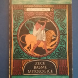 Zece basme mitologice - A. I. Odobescu / C25P - Carte de povesti