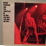 ROGER CHAPMAN - He Was/She Was - 2LP Set (1982/LINE REC/RFG) - Vinil/Impecabil