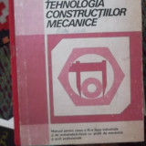 UTILAJUL SI TEHNOLOGIA CONSTRUCTIILOR MECANICE, Alta editura