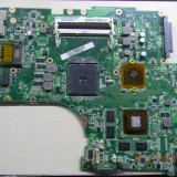 Placa de baza defecta Asus N53s 60-n4smb2400 - Placa de baza laptop Asus, DDR 3