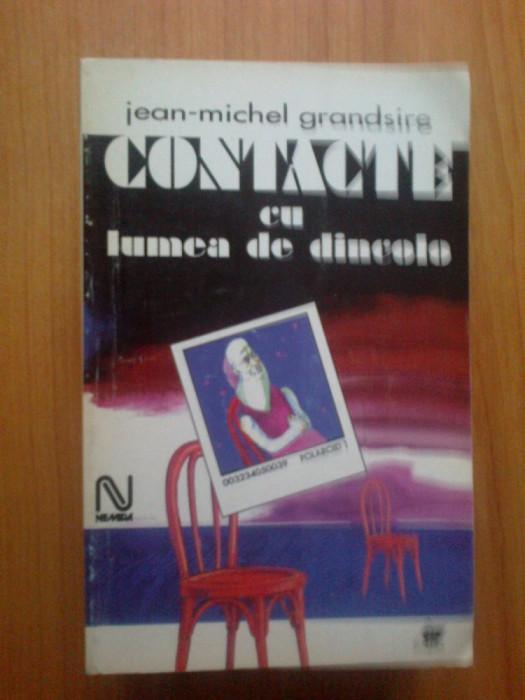 d2  Contacte Cu Lumea De Dincolo - Jea Michel Grandsire