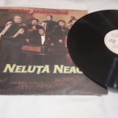 DISC VINIL LAUTAREASCA NELUTA NEAGU RARITATE EUROSTAR CS-0229 STARE FOARTE BUNA - Muzica Lautareasca