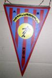 LOT 2 FANIOANE / FANION FOTBAL - METALURGISTUL CUGIR + CSM SUCEAVA
