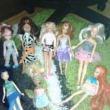 Papusi barbie originale si no name..cu membre articulate si flexibile - Papusa