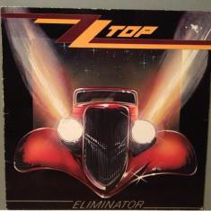 ZZ TOP - ELIMINATOR (1983/WARNER REC/RFG) - Vinil/Vinyl/Impecabil (NM) - Muzica Blues