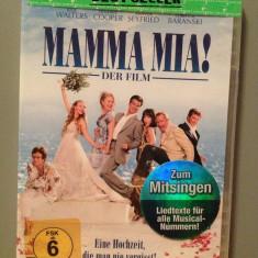 DVD Musical - MAMMA MIA - ABBA cu MERYL STREEP (2008/Engleza ) -Nou/Sigilat