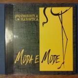 "Salonul de caricatura ed. 29 ""Moda e Mode"" Italia 1997/ R5P3S"