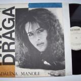 Disc vinil MADALINA MANOLE - Fata draga (ST - EDE 04003)