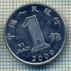 8323 MONEDA- CHINA - 1 JIAO -anul 2009 -starea ce se vede, Africa