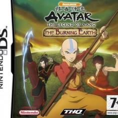Avatar The Burning Earth Nintendo Ds - Jocuri Nintendo DS Thq