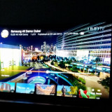 Televizor OLED Curbat Smart LG, 139 cm, OLED55C6V, 4K Ultra HD, 3D