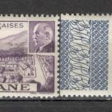 Madagascar.1941 Maresal Petain SM.724, Nestampilat