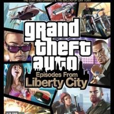 Grand Theft Auto Iv Episodes From Liberty City Ps3 - Jocuri PS3 Rockstar Games