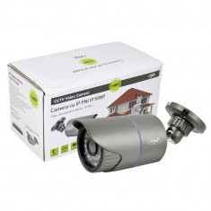 Resigilat : Camera supraveghere video PNI IP10MP 720p cu IP de exterior - Camera CCTV
