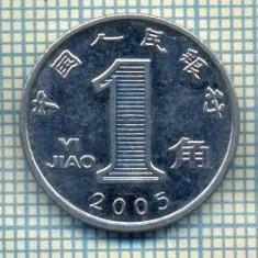 8325 MONEDA- CHINA - 1 JIAO -anul 2005 -starea ce se vede, Africa