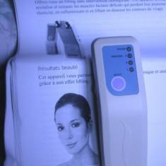 Ultratone Facial Plus aparat masaj antirid antiinbatranire electrostimulator