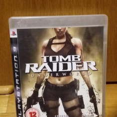 PS3 Tomb Raider underworld - joc original by WADDER - Jocuri PS3 Square Enix, Actiune, 18+, Single player