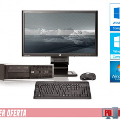 Kit Calculator Athlon II X2, 4 GB DDR3 HDD 160 GB Monitor 24