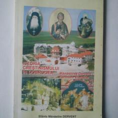 ISTORIA CRESTINISMULUI IN DOBROGEA - PARINTELE ELEFTERIE ( Ct3 ) - Carti Istoria bisericii