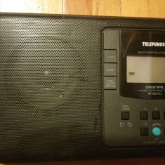 radio multibanda telefunken RP550 PLL