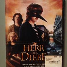 "DVD Aventura - ""THE THIEF LORD""(Regele  Hotilor) - (2006/Engleza ) -Nou/Sigilat, warner bros. pictures"