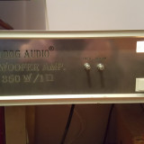 Amplificator Subwoofer 350W