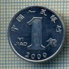 8321 MONEDA- CHINA - 1 JIAO -anul 2009 -starea ce se vede, Africa