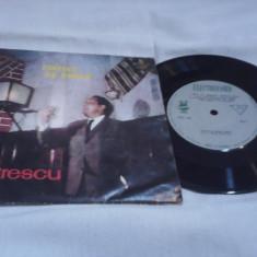 DISC VINIL GICA PETRESCU CANTECE DE PAHAR RARITATE!!!!EDC952 STARE EXCELENTA - Muzica Lautareasca
