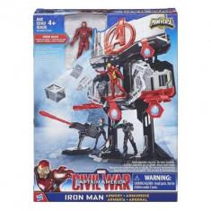 Jucarie Marvel Iron Man Armory Playset - Vehicul Hasbro