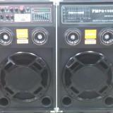 Sistem karaoke 150 W / mixer / EQ / player USB/ bluetooth
