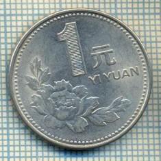 8334 MONEDA- CHINA - 1 YUAN -anul 1991 -starea ce se vede, Africa