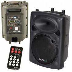 Ibiza boxa activa 10 inch BT / USB / MP3 / telecomanda