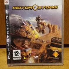 PS3 Motorstorm - joc original by WADDER - Jocuri PS3 Sony, Curse auto-moto, 12+, Single player