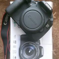 Canon EOS 650D - Aparat Foto Canon EOS 650D
