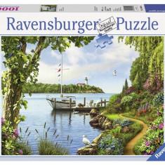 Puzzle Zilele Barcilor 1000 Piese - Jocuri arta si creatie Ravensburger