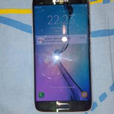 S6 edge - Telefon Samsung, Verde, 32GB, Neblocat
