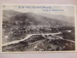 Tg-Ocna  -  vedere generala de pe muntele Magura , cenzurata , 1942