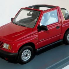 NEO Suzuki Vitara JLX cabriolet 1994 1:43 - Macheta auto Alta