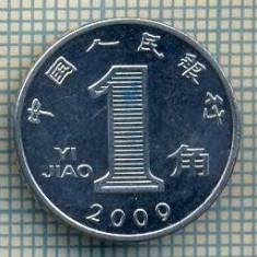 8327 MONEDA- CHINA - 1 JIAO -anul 2009 -starea ce se vede, Africa