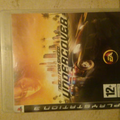 Need for Speed: Undercover joc PS3 - Jocuri PS3 Electronic Arts