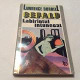 Cefalu - Labirintul intunecat -  Lawrence Durrell,rf5/4,RF1/4