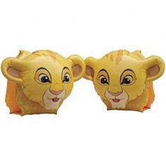 Set Mansete Gonflabile Copii Intex Disney The Lion King Deluxe Arm Bands