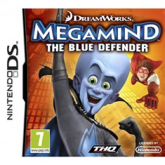 Megamind The Blue Defender Nintendo Ds - Jocuri Nintendo DS Thq