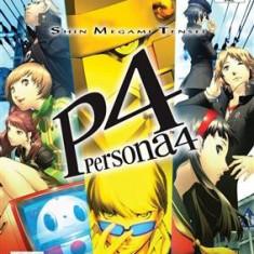 Persona 4 Ps2 - Jocuri PS2 Square Enix