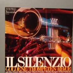 GOLDEN TRUMPET - IL SILENZIO (1974/ARIOLA REC/RFG) - Vinil/Vinyl/Impecabil - Muzica Clasica