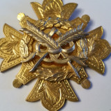 DECORATIE, MEDALIE MASONICA - ORDINUL BUFALOES - Loja engleza - argint