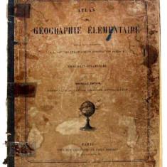 Atlas de geographie elementaireNo.7 - Grosselin-deLamarche
